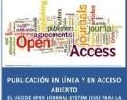 """Fiabilidad de las publicaciones científicas de """"acceso libre"""""""