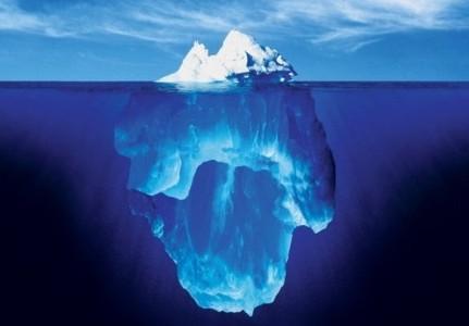 La cara oculta del aborto – El iceberg de la muerte