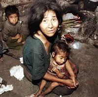 Peso insuficiente de las mujeres indias afectaría el tamaño y peso de sus hijos