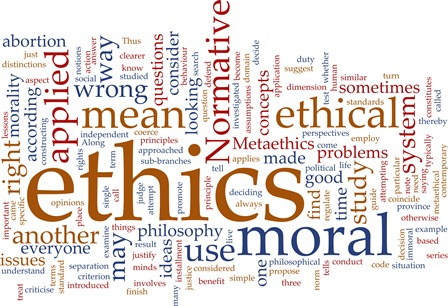 Physicians bioethics position Discrepancy between convictions and clinical practice in 44% , is alarming too that ethical criteria have little influence