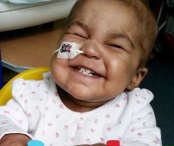 Leucemia. Se trata a una niña por medio de la edición genómica