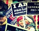 Aumentan los contrarios al aborto en Estados Unidos