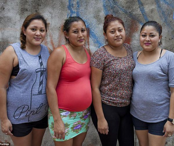 Maternidad subrogada en Méjico. Cuatro mujeres mexicanas hacen de ello su forma de vida, en un país donde se ha prohibido para extranjeros.