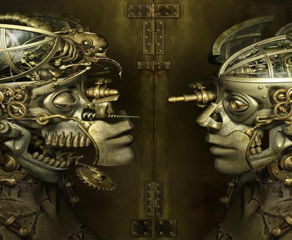 """Avance del transhumanismo que pretende, no solo cambiar en el futuro al ser humano, sino modificar sus valores, sus conceptos y sus prácticas""""."""