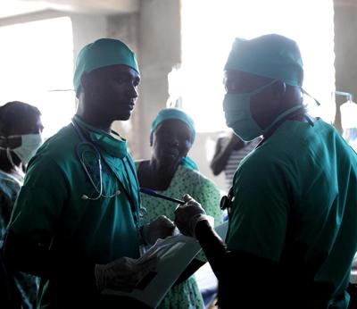 Cuidados paliativos en Africa. El número total de servicios de cuidados paliativos en todo el continente africano es inferior a los que existen en UK.