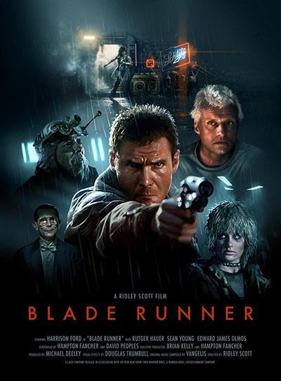 Blade Runner: ¿los replicantes son personas?¿Por qué representan los replicantes una amenaza si son una mejora del ser humano?