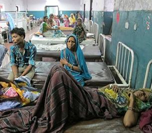 Los cuidados paliativos. Se olvidan en los países en vías de desarrollo cuando un fin primordial de la medicina es paliar los sufrimientos de los pacientes.