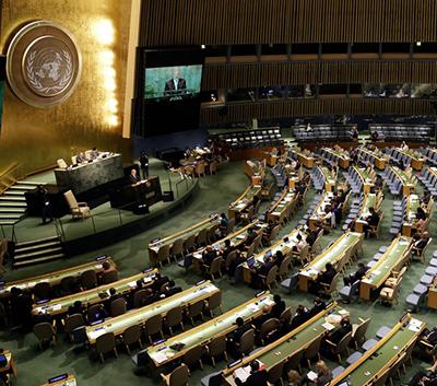 Derecho a la vida. La ONU excluye a los niños no nacidos de este derecho y afirma que el aborto debe de ser un derecho asequible para todas las mujeres.