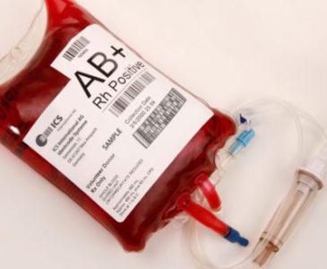Una empresa oferta transfusiones de plasma humano de jóvenes a ancianos con fines rejuvenecedores