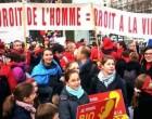Éxito de la 'Marcha por la Vida' en París – Intervención de Alicia Latorre, presidenta de la FEAPV (España)