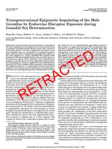 El fraude en la publicación científica: una polémica que no cesa