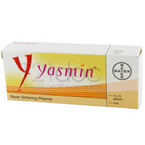 Yasmin or Yar serious thrombotic effects. Are users well informed?