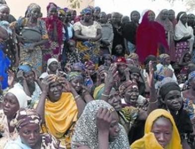 Terrorismo islamico en Africa: mujeres y niños
