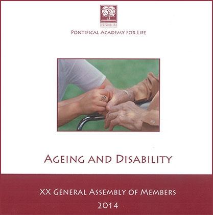 Envejecimiento y discapacidad Ageing and discapacity