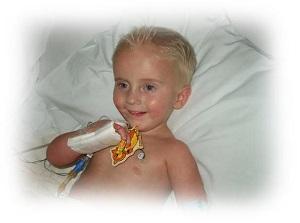 Niño con daño cerebral mejora al ser tratado con células madre de cordón umbilical popias A los 40 meses comía con independencia y mejoró su capacidad de lenguaje