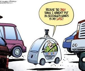 Ya están funcionando prototipos de coches sin conductor. Eventuales problemas éticos