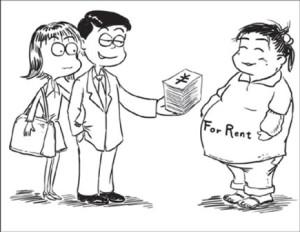 """""""Vientre de alquiler"""". Ahora Tailandia también los prohibe. Después de graves conflictos ocurridos se prohibe la subrogación comercial y de extranjeros."""