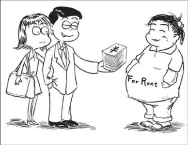 """""""Vientre de alquiler"""".  Ahora Tailandia también lo prohibe"""