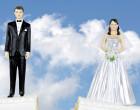 Familia en crisis. Menos bodas  y muchas más rupturas