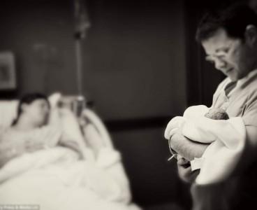 Una mujer da a luz tras 55 días después de haber sido diagnosticada de muerte cerebral