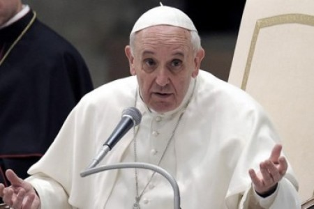 El Papa Francisco se vuelve a manifiestar contra la ideología de género