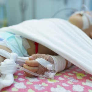 Donación de órganos para trasplantes en niños con parada cardiorrespiratoria
