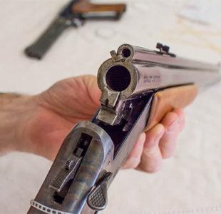 ¿Puede estar relacionado el número de suicidios con la tenencia de armas de fuego en los hogares?