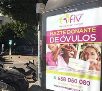 Se ofrecen 1.000 euros a universitarias de Málaga por donar óvulos