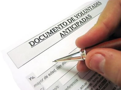 Aumentan las inscripciones en el Registro Centralizado de Voluntades Anticipadas