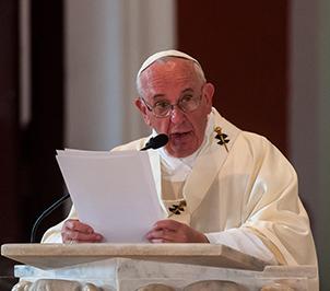 Carta del Papa Francisco a la Academia Pontificia para la Vida