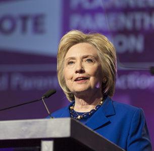 Hillary Clinton defiende el aborto terminal