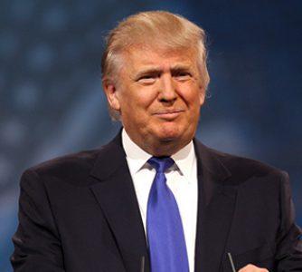 Trump promueve un programa para tratar de eliminar la epidemia de VIH en Estados Unidos