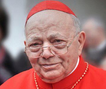 Fallece el Cardenal Elio Sgreccia, gran representante de la bioética personalista