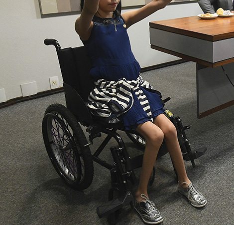 Nueva terapia génica para tratar la atrofia muscular espinal