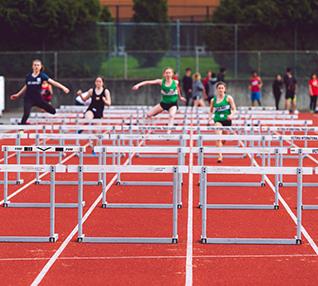 ¿Es ético que participen mujeres transexuales en pruebas atléticas?