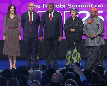 La conferencia de Nairobi se centra en los derechos sexuales y reproductivos