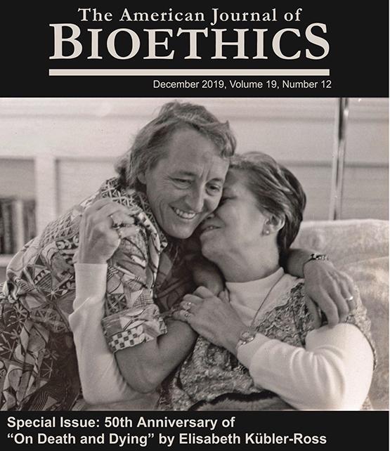Un número especial sobre el final de la vida en The American Journal of Bioethics