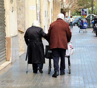 España envejece