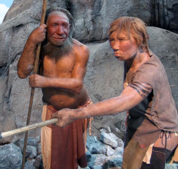 Un reciente trabajo sostiene que los neandertales europeos también se expandieron por África