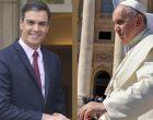 Más de cien personalidades y organizaciones transmiten al Papa Francisco su preocupación por las políticas del gobierno socialista