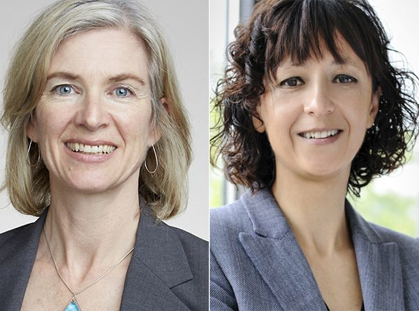 Dos investigadoras de la edición genética CRISPR ganan el premio Nobel de Química 2020