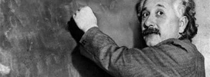 Einstein creía en un Dios personal
