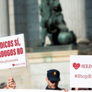 Murcia retrasa la aplicación de la eutanasia