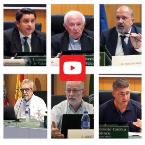"""Todas las ponencias de la Jornada """"Muerte digna o Vida digna"""" disponibles en youtube"""
